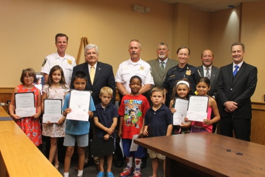 2016_0802_national night out poster contest winners - 1